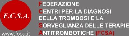 Centro fondatore della Federazione Centri per la diagnosi della trombosi e la sorveglianza delle terapie antitrombotiche