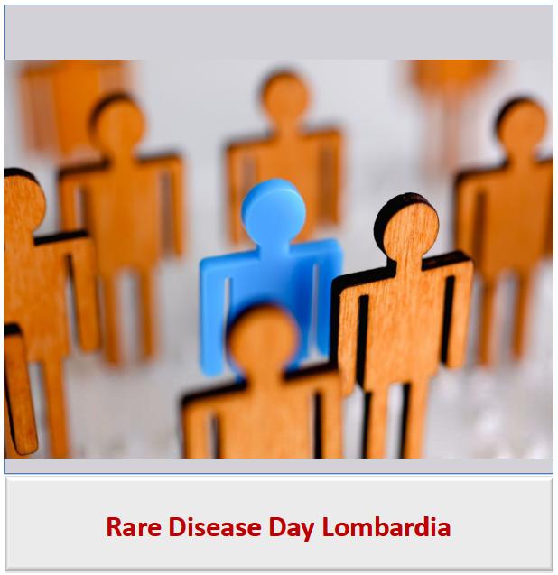 25 FEBBRAIO: Rare Disease Day Lombardia
