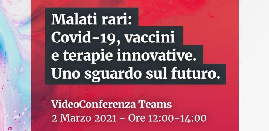 02/03/2021: Rare Disease Day in Policlinico